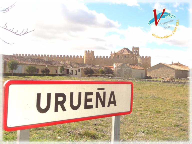 URUEÑA ( Los más Bonitos de España )